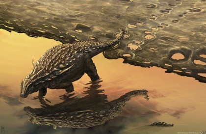 Early Nodosaur